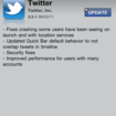 Twitter for iPhone update fixes Quick Bar complaints - photo 1