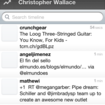Twitter for iPhone update fixes Quick Bar complaints - photo 2
