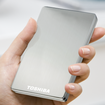 Toshiba introduces sleek HDD StorE duo - photo 1