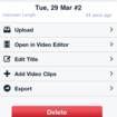 APP OF THE DAY: Vimeo review (iPhone) - photo 6