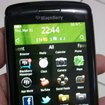 BlackBerry Touch Monaco / Monza leaked pictures Storm in - photo 1