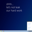 Windows 8 build appears online for illegal download - photo 4
