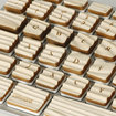 The Engrain Tactile keyboard gives you wood - photo 6