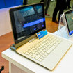Intel shows off next-gen Atom netbook with swively display - photo 2