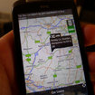 APP OF THE DAY: gMaps for WP7 review (WP7) - photo 2