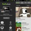 Hulu Plus finally arrives on Android - photo 2