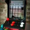 ion iCade iPad arcade cabinet hands-on - photo 2