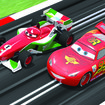 Cars 2 Scalextric races to the shops - photo 1