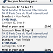 Eurostar, now calling at Android Market and iPhone App Store   - photo 3