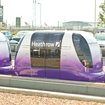 Taking a ride on Heathrow's ULTra Personal Rapid Transit System - photo 5
