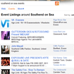 Bing Events helps you plan your social life - photo 2