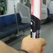 Star Wars lightsaber lights up on Tokyo subway - photo 1