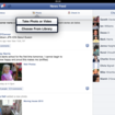 Facebook for iPad goes live - photo 5