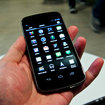 Samsung Galaxy Nexus pictures and hands-on - photo 2