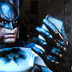 Does Batman rock a HTC Titan in Arkham City? - photo 1