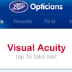 APP OF THE DAY: Eye Check by Boots Opticians review (iPhone) - photo 1