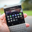 BlackBerry Porsche Design P'9981 pictures and hands-on - photo 7