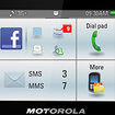 Motorola Motokey Social Facebook friendly phone official - photo 1