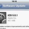 iOS 5.0.1 released to fix your iPhone battery woes - photo 1