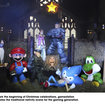 Gamestation risks wrath of God with game icon nativity scene - photo 2
