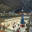 LEGO Christmas tree decks the halls at St. Pancras Station - photo 3