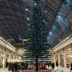 LEGO Christmas tree decks the halls at St. Pancras Station - photo 6