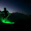 Surfing Tron takes to the waves to celebrate the summer (Video) - photo 1