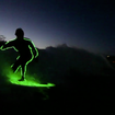 Surfing Tron takes to the waves to celebrate the summer (Video) - photo 3