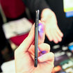Fujitsu Arrows 6.7mm thick phone pictures and hands-on - photo 3
