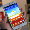 White Samsung Galaxy Note pictures and hands-on - photo 2