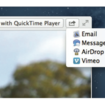 Vimeo not YouTube gets instant share option in Mountain Lion - photo 1