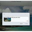 Vimeo not YouTube gets instant share option in Mountain Lion - photo 2