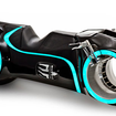 Fully working Tron light cycle goes up for auction - photo 2
