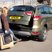 Ford Kuga goes handsfree with kick-activated boot (video) - photo 1