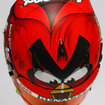 Heikki Kovalainen to wear Angry Birds helmet for F1 2012 - photo 2