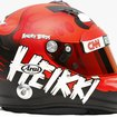 Heikki Kovalainen to wear Angry Birds helmet for F1 2012 - photo 4