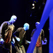 Nikon D800 low light test with the Blue  Man Group - photo 6