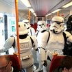 Darth Vader and Co hit the streets of London for Kinect Star Wars launch - photo 1