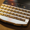 BlackBerry Porsche Design P'9981: Harrods titanium edition pictures and hands-on - photo 3