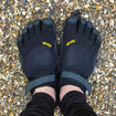 Vibram Five Fingers KSO Barefoot pictures and hands-on - photo 2
