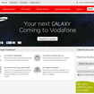Vodafone offers next Samsung Galaxy registration page   - photo 2