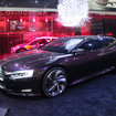 Citroën DS Concept Numero 9 pictures and hands-on - photo 4