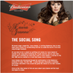 Help write a hit song through Budweiser's Facebook page - photo 2