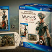 White PS Vita to accompany Assassin's Creed III Liberation bundle - photo 1
