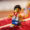 Lego Team GB minifigs pictures and hands-on - photo 4