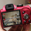 Fujifilm FinePix SL300 in red pictures and hands-on - photo 3