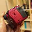 Fujifilm FinePix SL300 in red pictures and hands-on - photo 5
