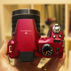 Fujifilm FinePix SL300 in red pictures and hands-on - photo 7