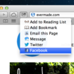 Facebook in OS X Mountain Lion details, we go hands-on - photo 5