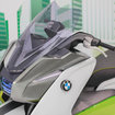 BMW C Evolution pictures and eyes-on - photo 6